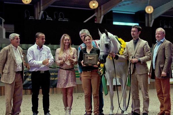 FM GLORIAA, 2014 WAHO Trophy Winner, Belgium