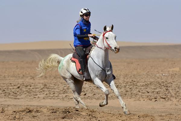 Kalharabi Dakar, 2014 WAHO Trophy Winner, Namibia