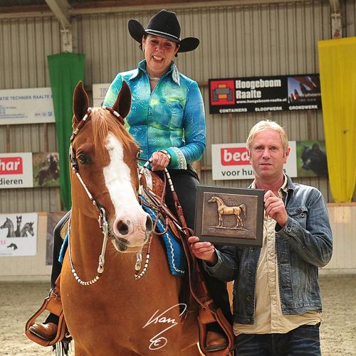 FABANCO, 2014 WAHO Trophy Winner, Netherlands