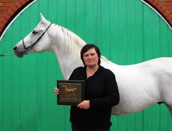 Barkas, WAHO Trophy Winner 2009